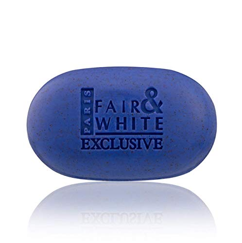 Fair & White Exclusive Brightening Exfoliating Soap
