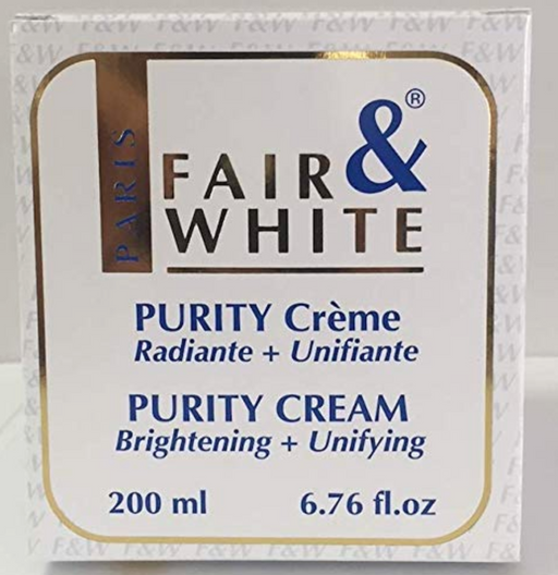 Fair & White Original Purity/Fade Cream 200ml