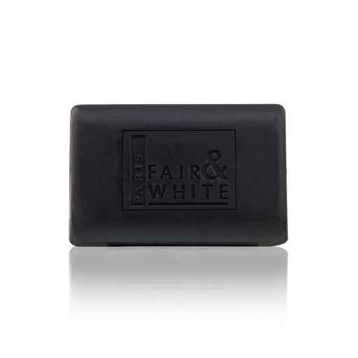 Fair and White Black Soap 7 oz / 200g