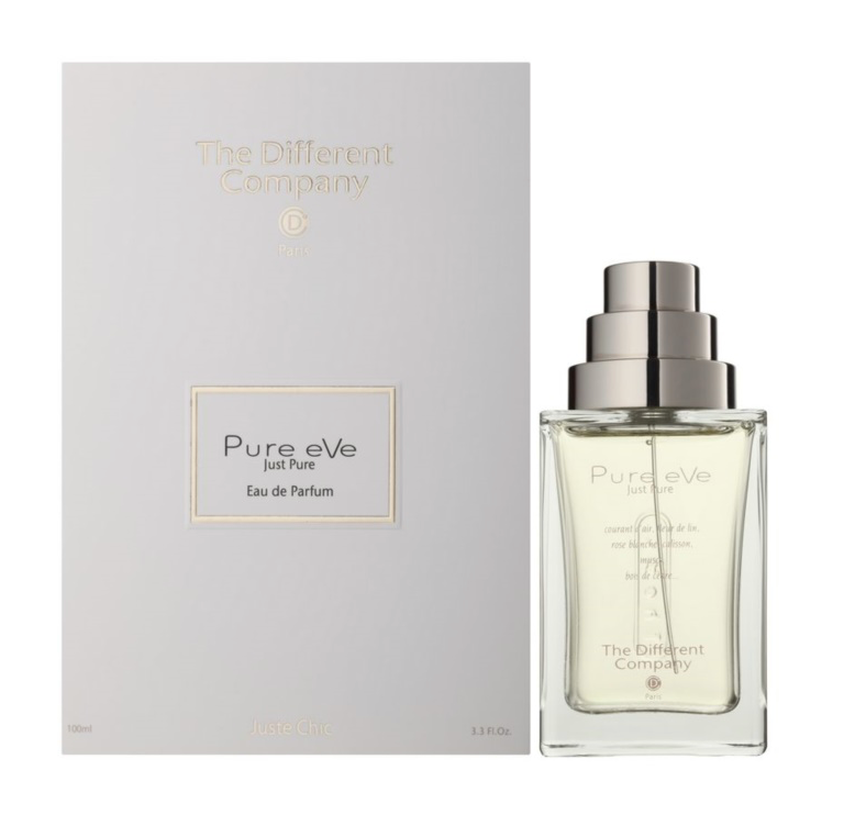 The Different Conpany - Pure Eve 100ml Edp