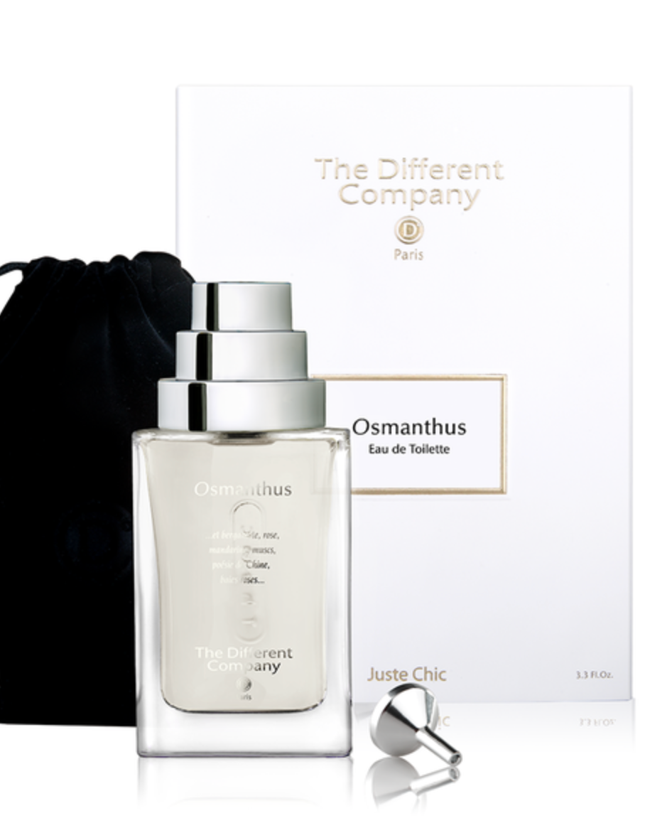 The Different Company - Juste Chic Colletion - Osmanthus 100ml Edt