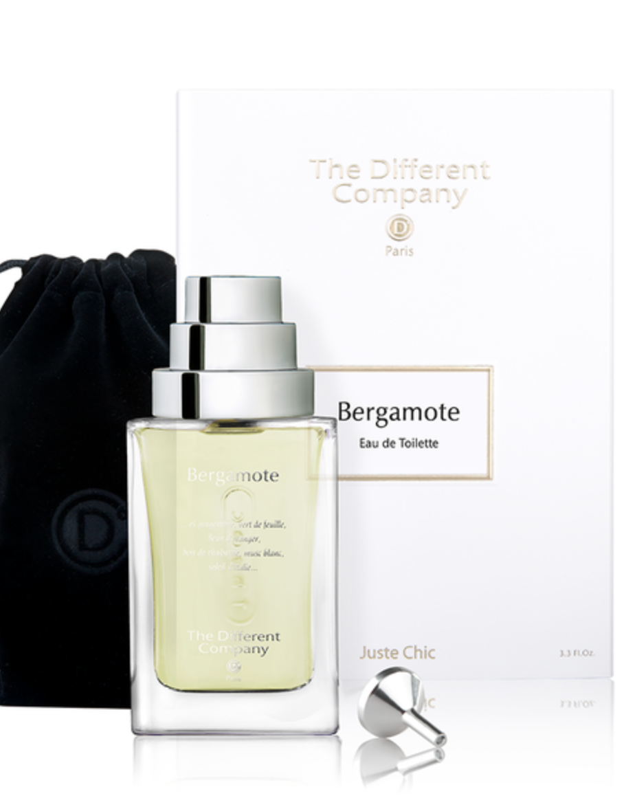 The Different Company - Juste Chic Colletion Bergamote 100ml Edt