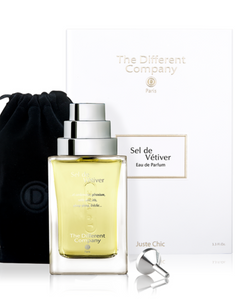 The Different Company - Juste Chic Colletion - Sel DE Vetiver 100ml Edp