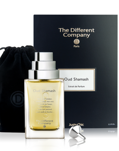 The Different Company - Juste Chic Colletion - Oud Shamash 100ml Ext