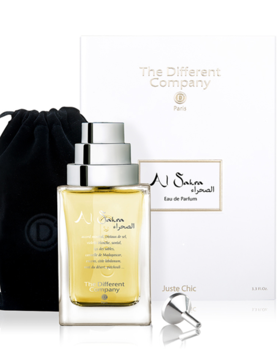 The Different Company - Juste Chic Colletion - AL Sahra 100ml Edp