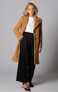 Nora Barth Factory Group - Nora Barth Cappotto Donna Classico Cammello