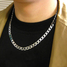 Load image into Gallery viewer, Fashion Twist Oblate Wide Chain Necklace