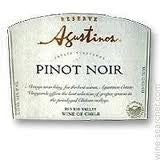 Agustinos Pinot Noir .750L   Chile