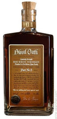 Blood Oath Pact No.5 Bourbon Whiskey, .750L Kentucky