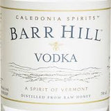 Barr Hill Vodka .750L Vermont