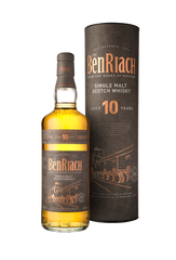 Beniarch 10 Year Speyside Single Malt Scotch Whiskey .750L Scotland