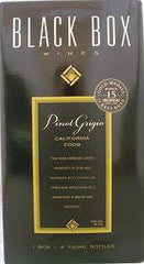 Black Box Pinot Grigio  3.0L California