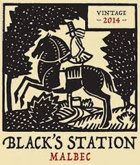 Black's Station Malbec .750L Yolo County California