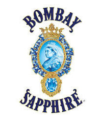 Bombay 1.75L Saphire Gin England