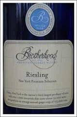 Brotherhood Dry Riesling .750L New York