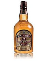 Chivas Regal 12 Years Scotch Whiskey 750L Scotland