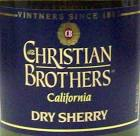 Christian Brothers Dry Sherry .750L