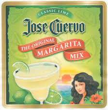Cuervo Margarita Mix Lime 1L