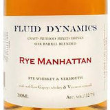 Fluid Dynamics Rye Manhattan .200L