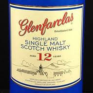 Glenfarclas 12 Yr Single Malt Scotch Whiskey .750L Scotland