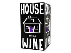 House Wine Malbec 3.0L