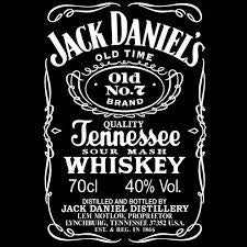 Jack Daniel's Sour Mash 1.0L Tennessee Whiskey
