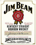 Jim Beam .375L Bourbon Kentucky