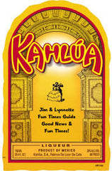 Kahlua Coffee Liqueur .750L Mexico