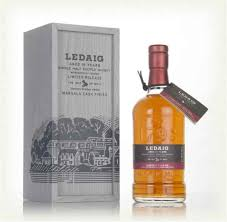 Leidag 19 Yrs. Marsala Finish Isle Of Mull Single Malt .750L Scotland
