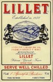 Lillet Blanc White Vermouth France