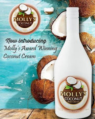 Molly's Irish Cream Coconut 1.L Ireland