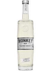 Monkey Coconut Rum .750L Caribbean New York