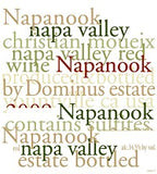Dominus Napanook Bordeaux Blend .750L Napa California