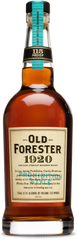 Old Forester 1920 .750L Bourbon Whiskey Kentucky