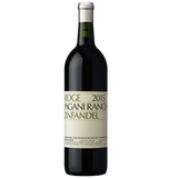 Ridge Pagani Ranch Zinfandel Sonoma California .750L USA