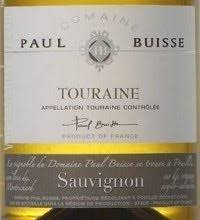 Paul Buisse Tourraine Sauvignon Blanc Loire Valley, France .750L