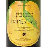 Peche Imperiale Sparkling Wine France