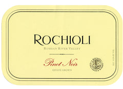 J. Rochioli(VIRTUAL) Pinot Noir Estate 2014  750ML  WE 91
