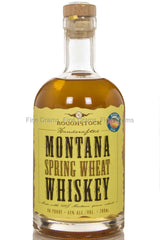 Roughstock Spring .750L Wheat Whiskey Montana