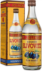R.Jelinek Plum Brandy 5 Yrs .750L Kosher Czech Republic