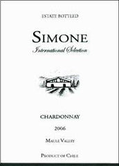 Simone Chardonnay 1.5 Maule Valley Chile