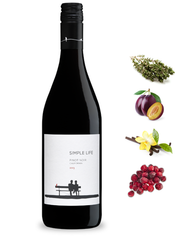 Simple Life Pinot Noir 750L California