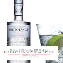 The Botanist Gin Scott Islay .750L