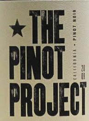 The Pinot Project .250L Pinot Noir California