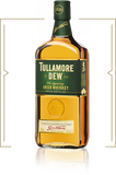 TULLAMORE DEW IRISH WHISKEY .375l IRELAND