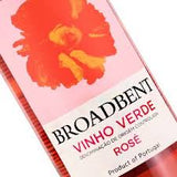 Broadbent Vinho Verde Rose .750L Portugal