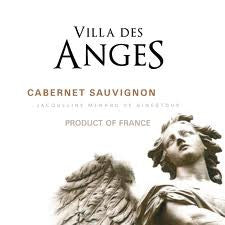 Villa des Anges Cabernet Sauvignon .750L Pay's d'Oc France