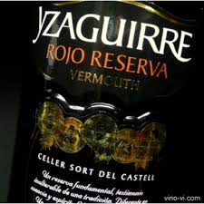 Yzaguirre Rojo Reserva Vermouth 1.0L Spain