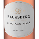 Backsberg Estate Cellars Pinotage Rose .750L South Africa