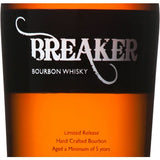 Breaker Bourbon .750L Santa Barbara California